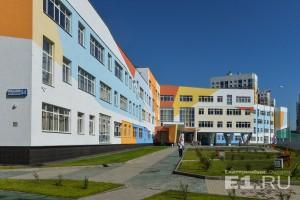 Новая школа в Академическом рассчитана на тысячумест.