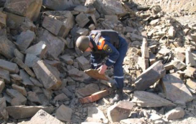 Мины и снаряды: на Дону нашли пять боеприпасов времен Великой Отечественной