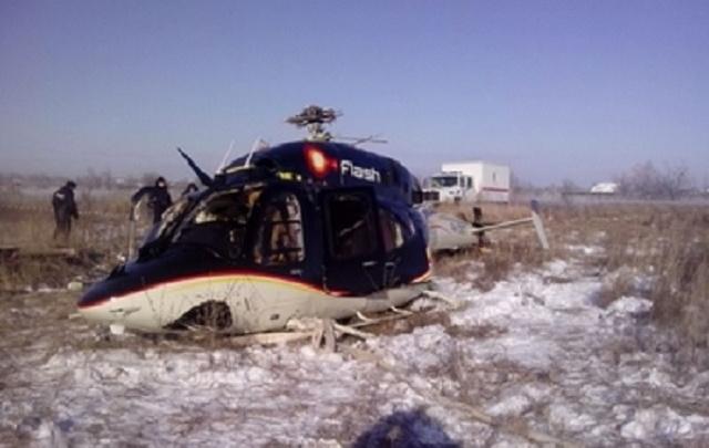 Полтора года за полет в плохую погоду: на Дону осудили командира разбившегося вертолета