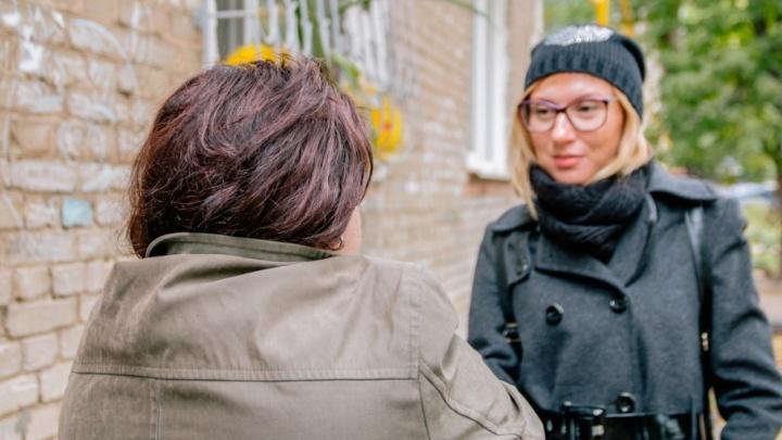 «Мы дежурим, чтобы дом не подожгли»: самарцы не хотят переселяться с проспекта Кирова