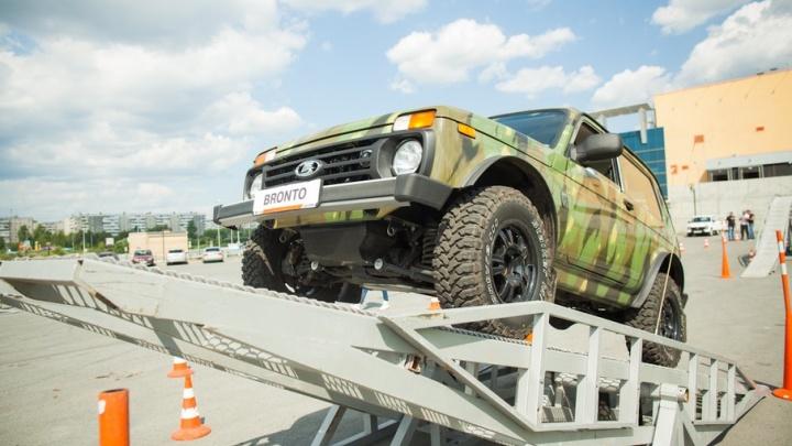 Состоялся юбилей LADA 4x4 в Челябинске. Всё только начинается!