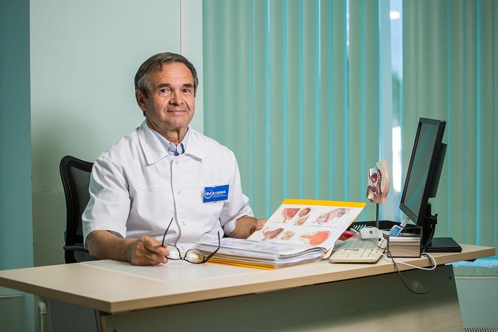 Александр Лиханов, уролог-андролог