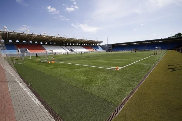 Центральному стадиону Челябинска так и не суждено было стать тренировочной базой для одной из команд ЧМ-2018