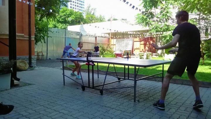 Детские праздники, дрифт-шоу, изучение китайского и настольный теннис: семь вечеров в Ростове