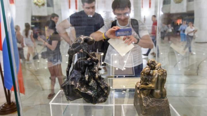 Музей-заповедник «Сталинградская битва» достал из запасников старинные «сокровища»