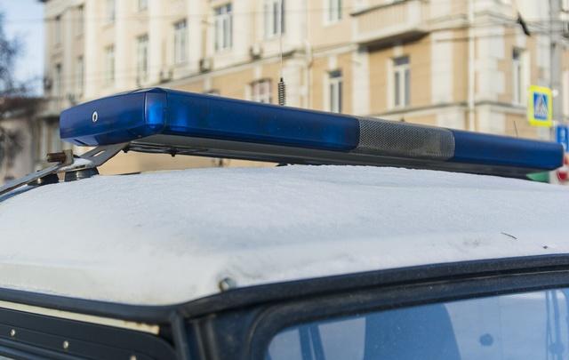 В Ростове иномарка «взлетела» над дорогой, чтобы избежать ДТП