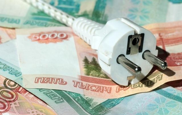 Платить за электроэнергию надо в срок