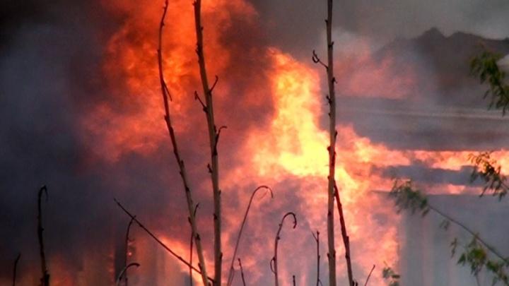 В Ярославской области мужчина заживо сгорел, празднуя юбилей