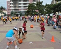 «Ростелеком» поддержал открытие всекубанского турнира по стритболу