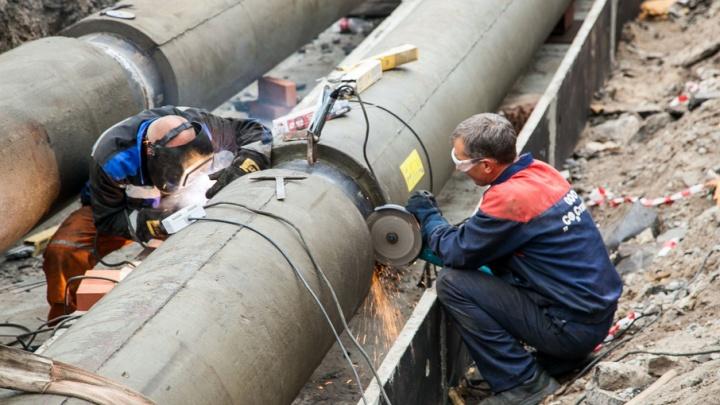 На Варавино-Фактории и в Северном округе до вечера отключена холодная вода