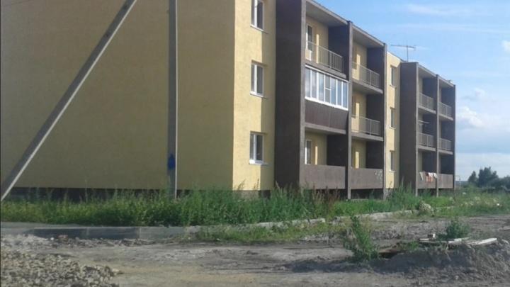 «Наш переезд – уже чудо»: новостройку под Челябинском оставили без горячей воды и тепла