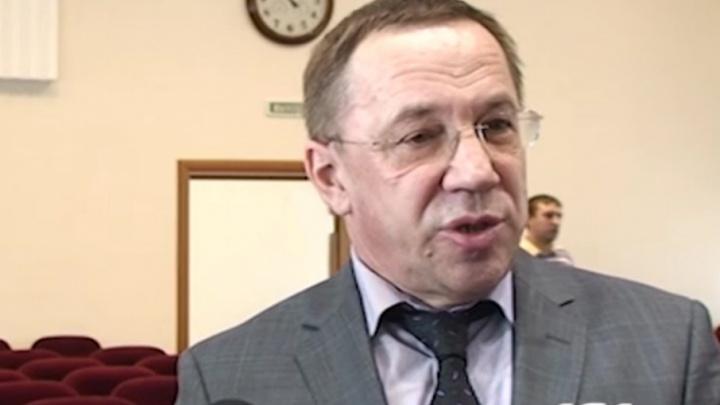 Руководитель региональной службы по тарифам отправлен в отставку