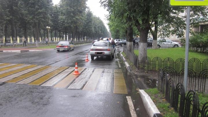 На проспекте Ленина ВАЗ сбил женщину: пострадавшая в реанимации