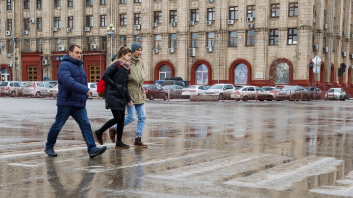 Как в сказке: в Волгоградской области декабрь и март поменялись местами