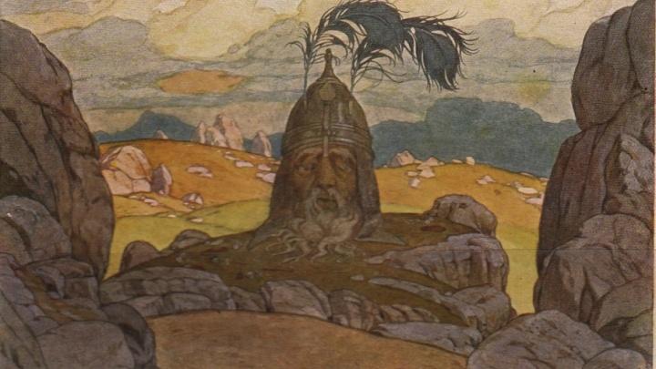 В челябинском музее выставят работу иллюстратора к сказкам Пушкина