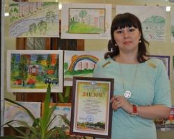 Жители Березников нарисовали «Зеленый город»