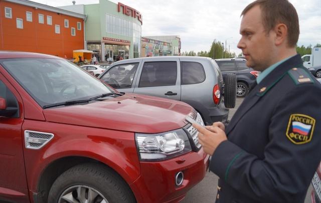 Архангелогородка заплатила почти 200 тысяч рублей ради снятия ареста с иномарки