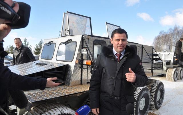 Дмитрий Миронов поднялся в рейтинге губернаторов-блогеров