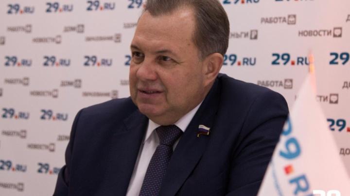 Виктор Павленко: «Из Архангельской области делают общипанную курицу»