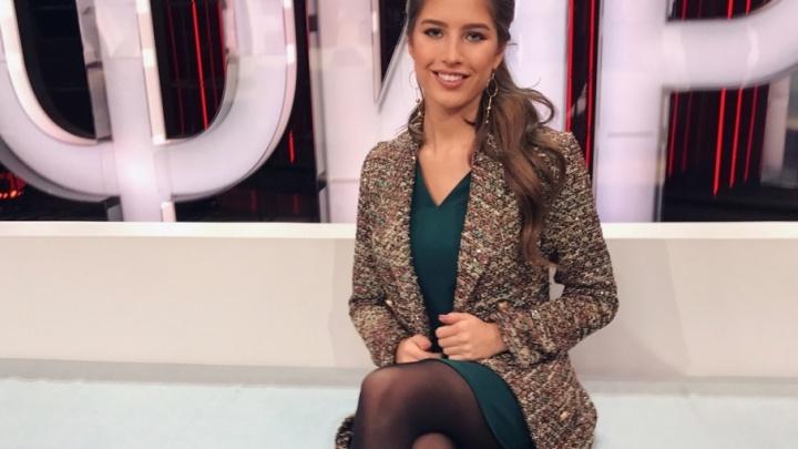 Тюменская модель выступила экспертом в ток-шоу «Прямой эфир», где главным героем был Кирилл Терёшин