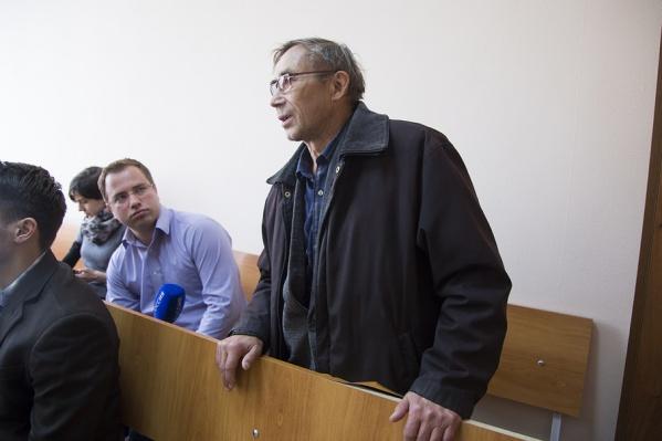 Алексей Ермаков был обескуражен сроком, который требовал для него прокурор