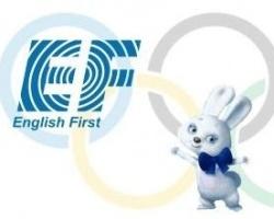 Олимпийские победы от English First