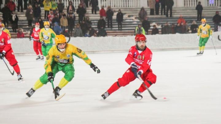 «Водник» в сухую проиграл «Уральскому трубнику» в очередном матче чемпионата России