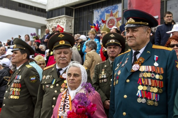 В Ростовской области проживают более 4,5 тысячи участников и инвалидов Великой Отечественной войны