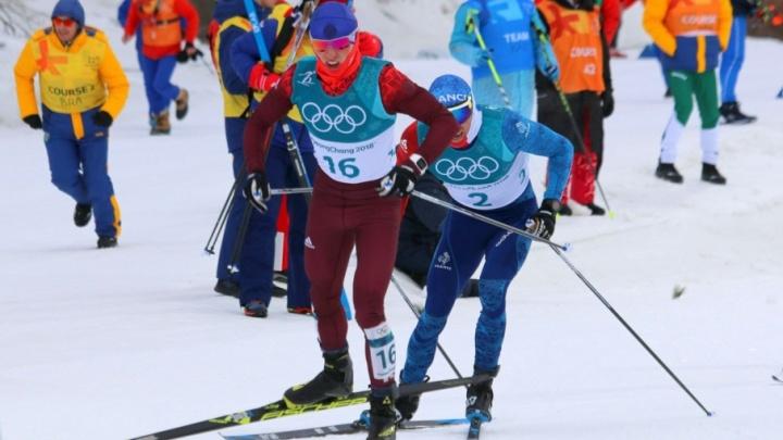 Тюменский лыжник Денис Спицов финишировал на Олимпиаде в шаге от медали