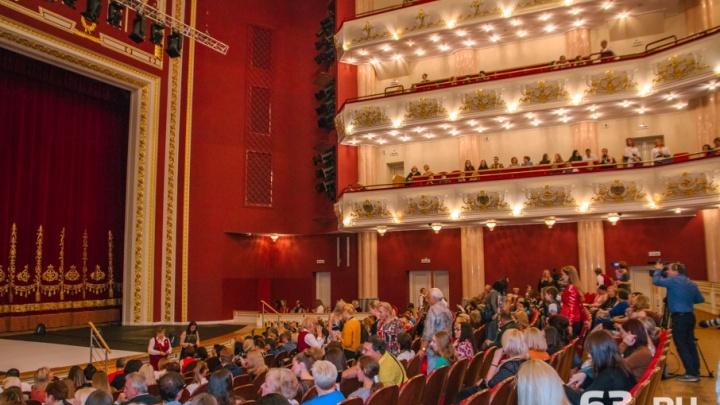 Артистов приглашают на «курс молодого певца» в оперном театре