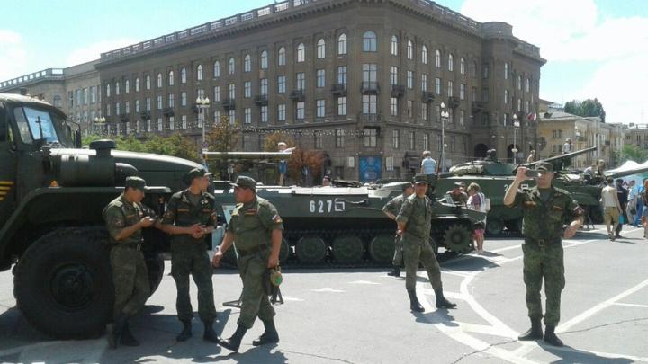 В Волгограде стартует международное военное ралли