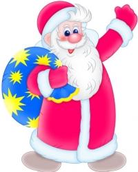 Дед Мороз и Снегурочка подарят тюменцам ящик мандаринов