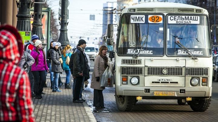 В УФАС назвали сроки проверки перевозчиков после подорожания проезда в маршрутках