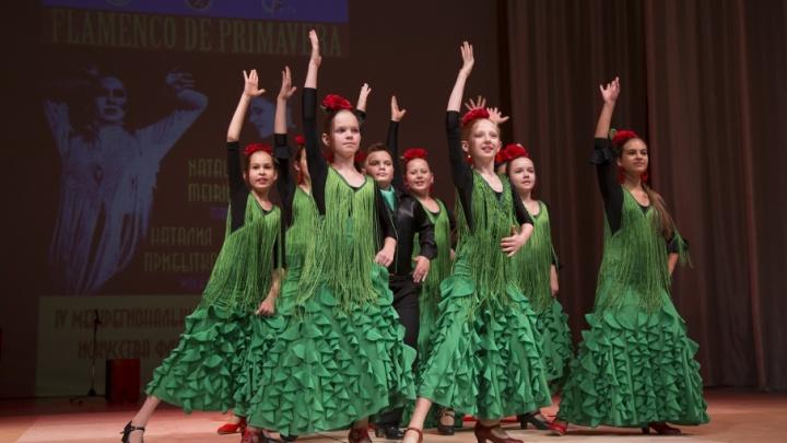 Полны страсти и огня: в Челябинске прошёл фестиваль фламенко