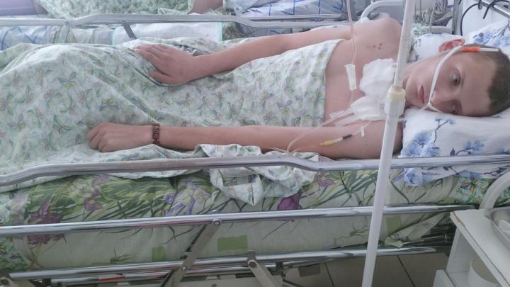 Тюменские врачи перевели Владислава Елфимова в палату интенсивной терапии
