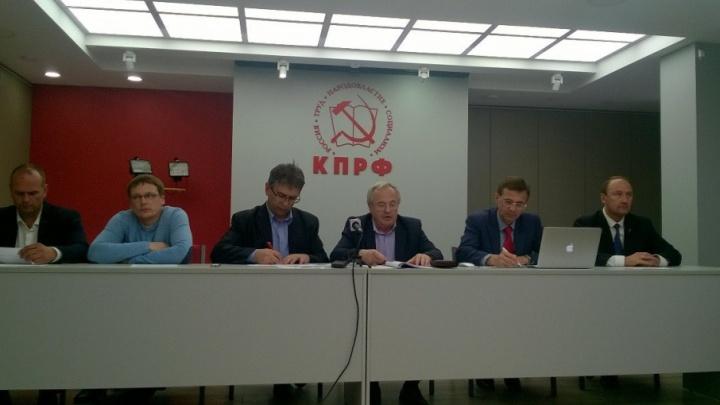 В Ярославле оппозиция требует пересмотреть результаты выборов