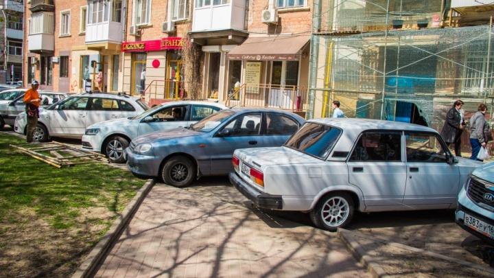 Я паркуюсь, как чудак: «доска почета» ростовских автомобилистов, бросающих свои авто где попало