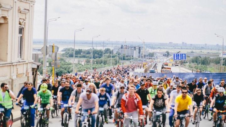 Трассу Ростов–Азов перекроют в сентябре из-за соревнований по велоспорту