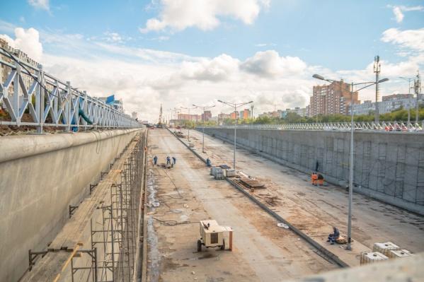 После запуска тоннеля Московское шоссе станет хайвеем