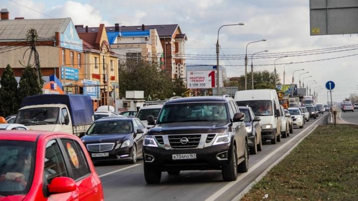 Ждите коллапс: аналитики «Яндекса» рассказали, насколько загружены будут ростовские дороги