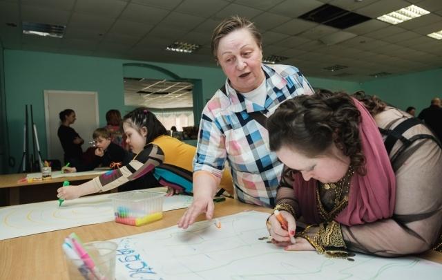 В Перми ищут волонтеров-наставников для людей с ментальными нарушениями