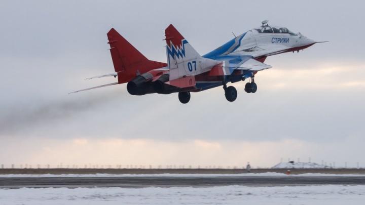 Боевая авиация 2 февраля закроет парад на площади Павших Борцов