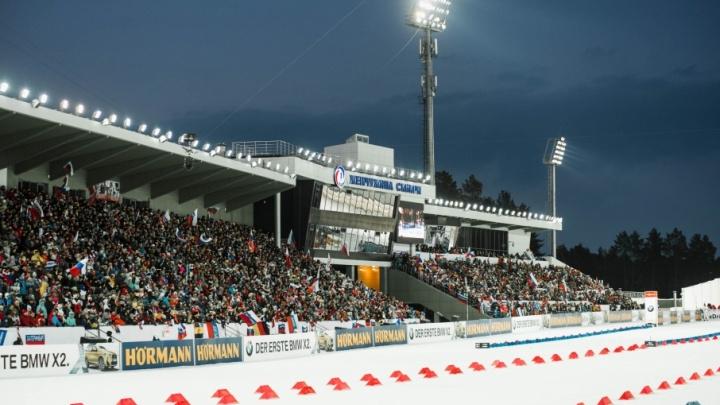 Соревнования высокого уровня: чем удивил «Омский бекон» на заключительном этапе Кубка мира по биатлону