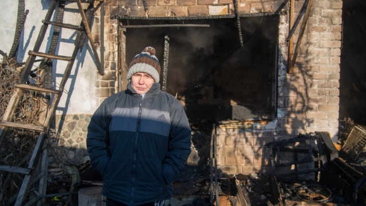 «Мы чудом не уснули в загоревшейся комнате»: подробности пожара в доме Елены Самошиной