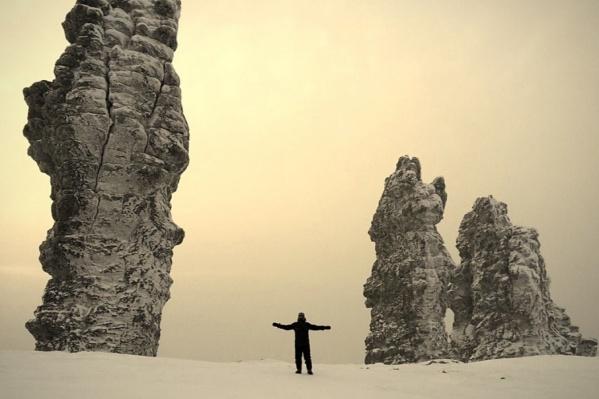 Самый высокий каменный великан достигает 42 метров