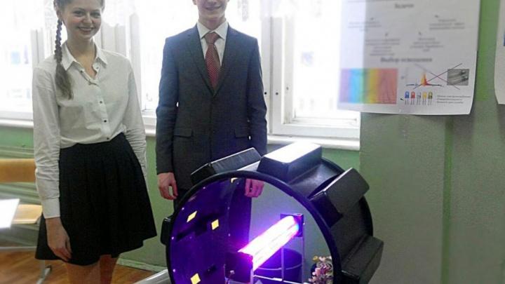 Ярославские школьники придумали теплицу, для которой не нужен солнечный свет