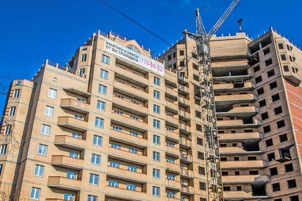 В стройку жилого комплекса «Новоград» дольщики вложили более 300 миллионов рублей