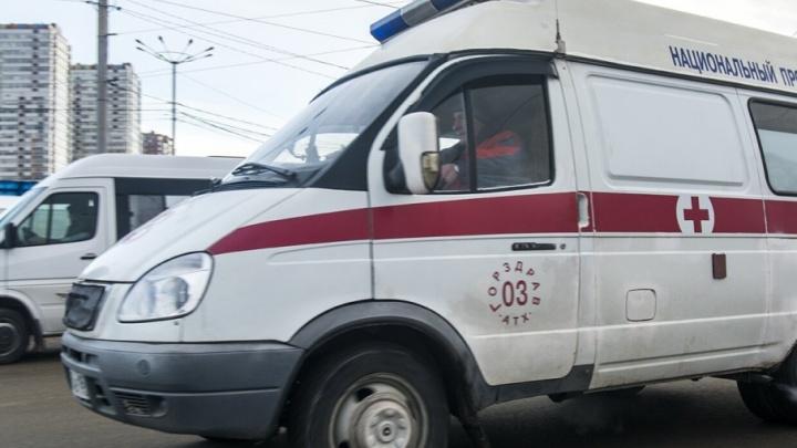 Ребенок пострадал в аварии на трассе Ростов—Волгодонск