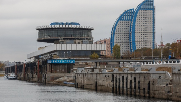 В Волгограде выставлена на продажу часть помещений Речпорта