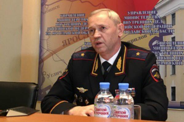 Николай Трифонов работал в УМВД России по Ярославской области с 2011 года